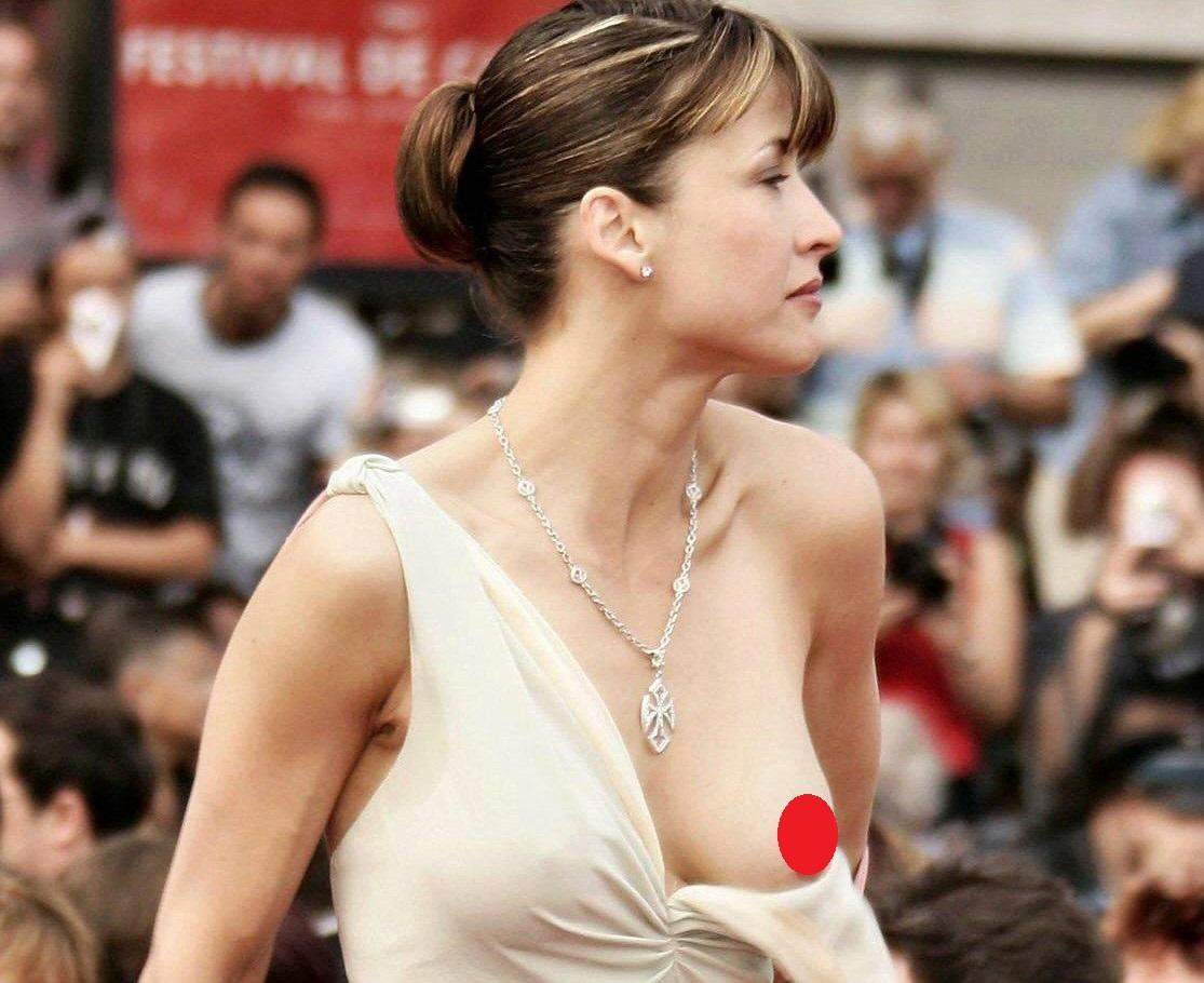 (写真) ハリウッド女優のパーティーが、チクビ披露会場になってる件・・・