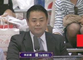 NHK・相撲中継でずっとパンツ映りこんでてワロタwwwwwwwこれ親方、絶対気付いてるだろwwwwwww