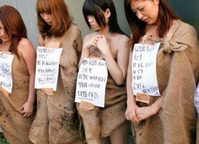 【胸糞】性奴隷として売られた日本人女性をご覧下さい。。。(画像あり)